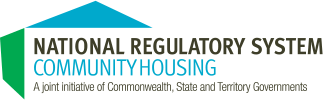National Regulatory System Community Housing Logo